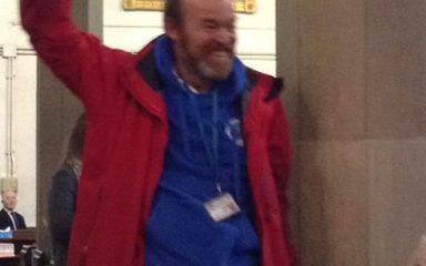 Goodbye Mr Innerdale! We will miss you!
