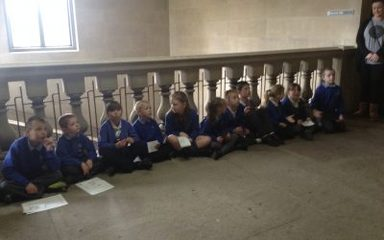 Year 2 explore 'The Great North Museum!'