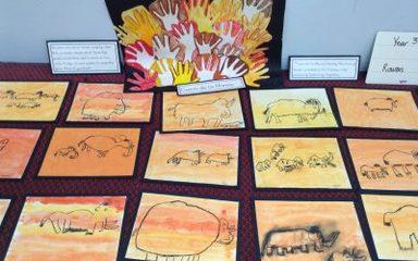Whole School Art Exhibition!