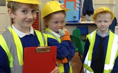 Y1 build a 'constructive' visit with ESH Construction!