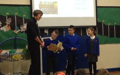 Year 5 become 'law makers!'