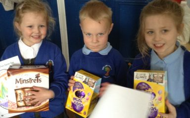 Reception eggs-plore some egg-cellent egg designing!