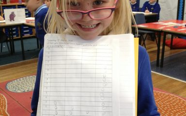 Year 1 have the right to be healthy…