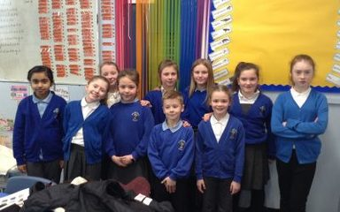 Introducing our new School Parliamentary body…