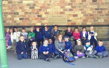 Year 1 take a trip back in time to Beamish Museum!