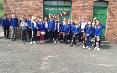 Year 6 visit Beamish!