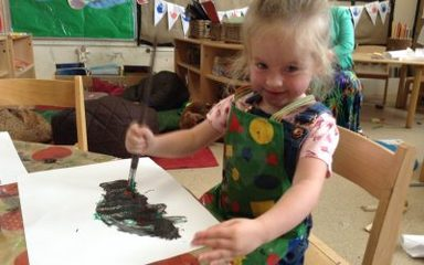 Nursery play and stay!