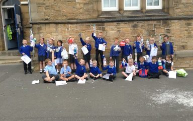 Year 1 'transition' to Year 2!