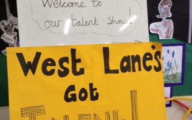 Winlaton West Lane's Got Talent!