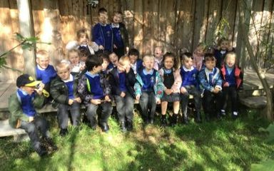 Reception's First Week!