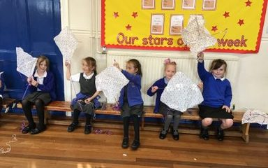 Year 3 go fly a kite!