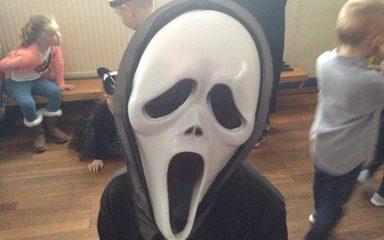 KS1 Halloween Disco fun…