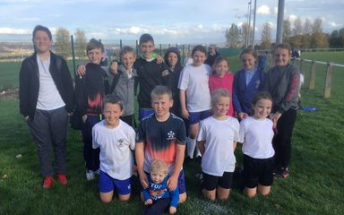 Y5 and 6 Tag Rugby success!