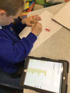 Year 3 explore some disgusting, evil, vile synonyms… | Winlaton West