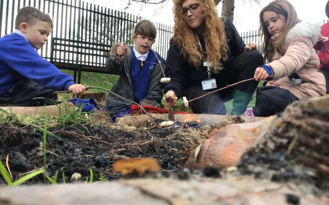 Fires at Forest School